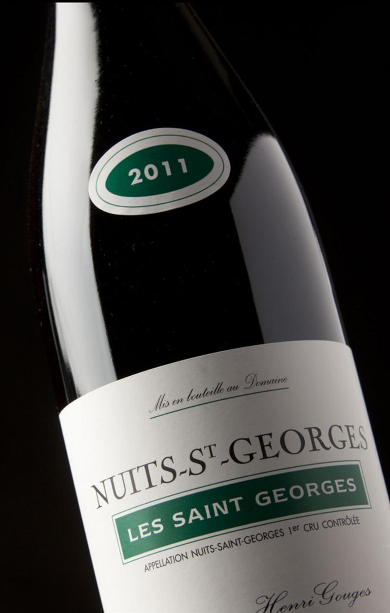 Les Saint Georges - Henri Gouges