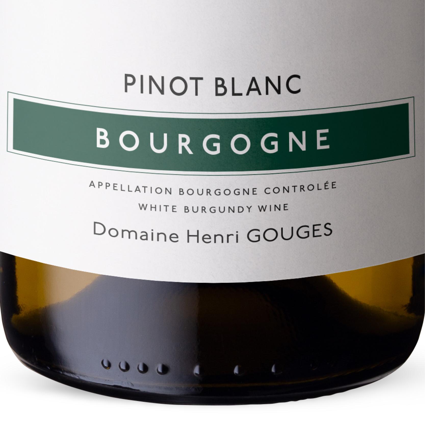 Henri Gouges - Bourgogne Blanc - Nuits Saint Georges