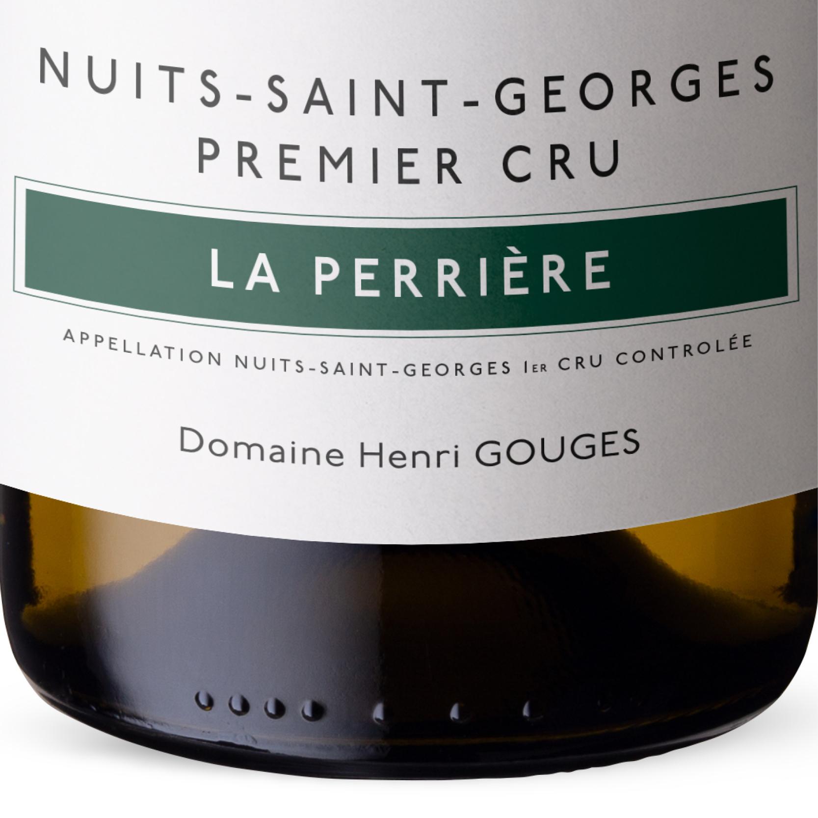 Henri Gouges - La Perrière