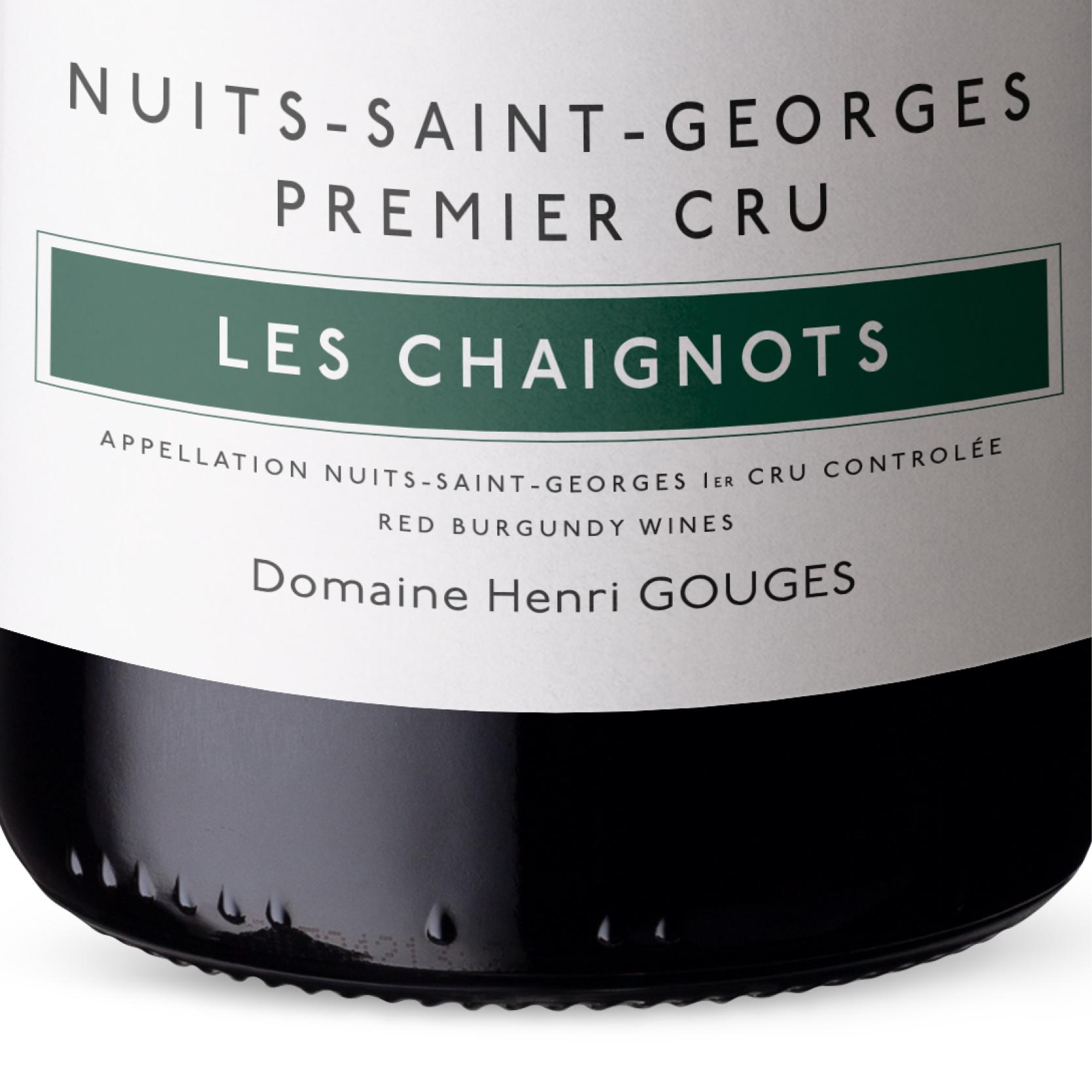 Henri Gouges - Les Chaignots - Nuits Saint Georges