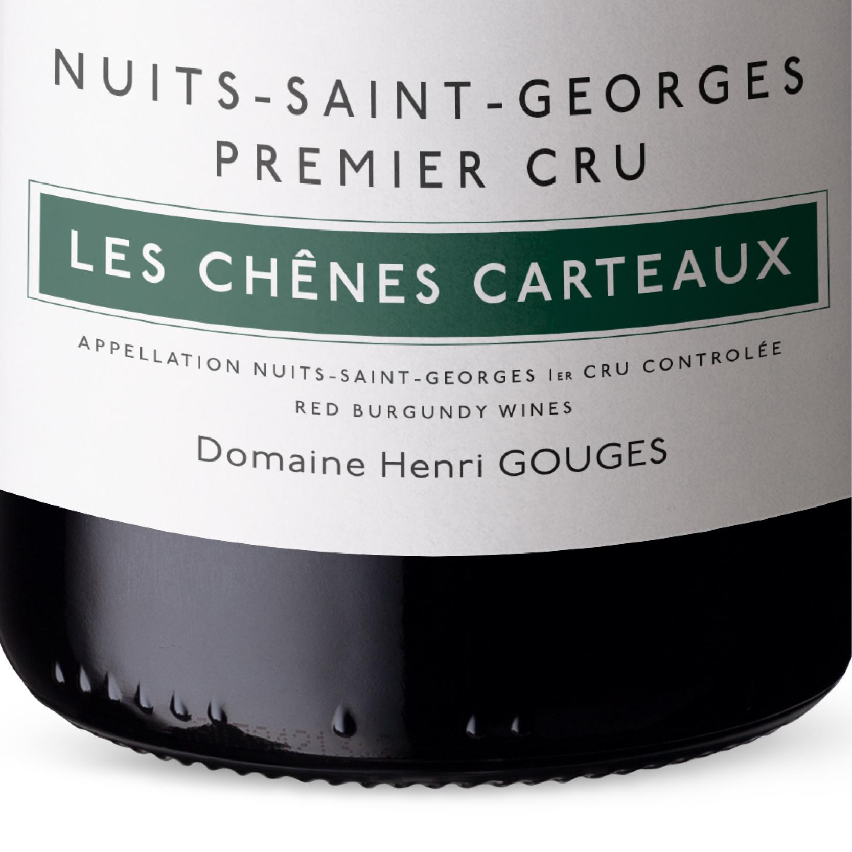 Henri Gouges - Les Chênes Carteaux