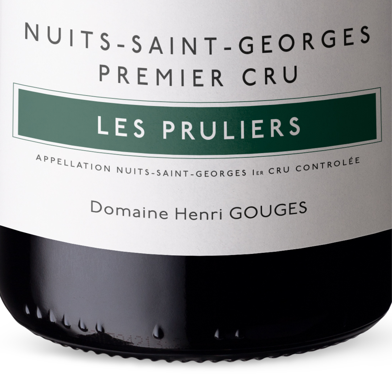 Henri Gouges - Les Pruliers - Nuits Saint Georges