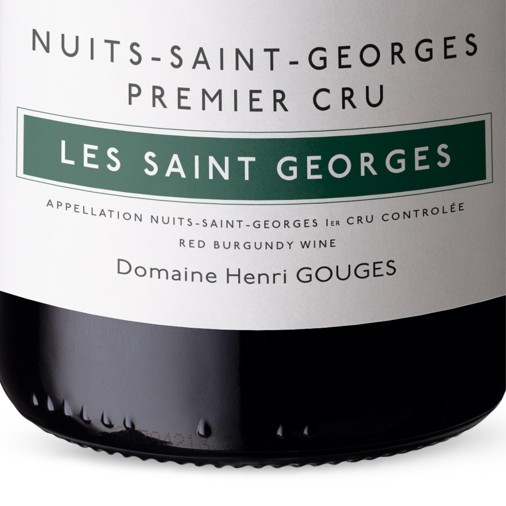 Henri Gouges - Les Saint Georges