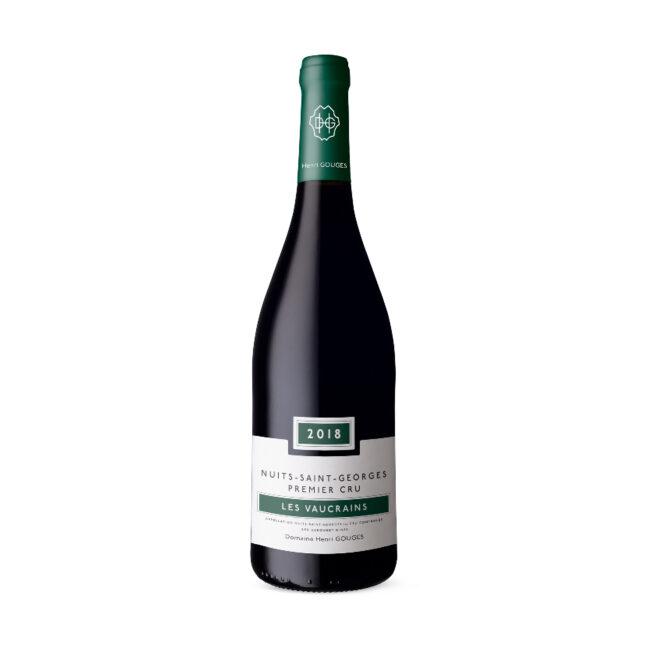 Henri Gouges - Les Vaucrains - vins