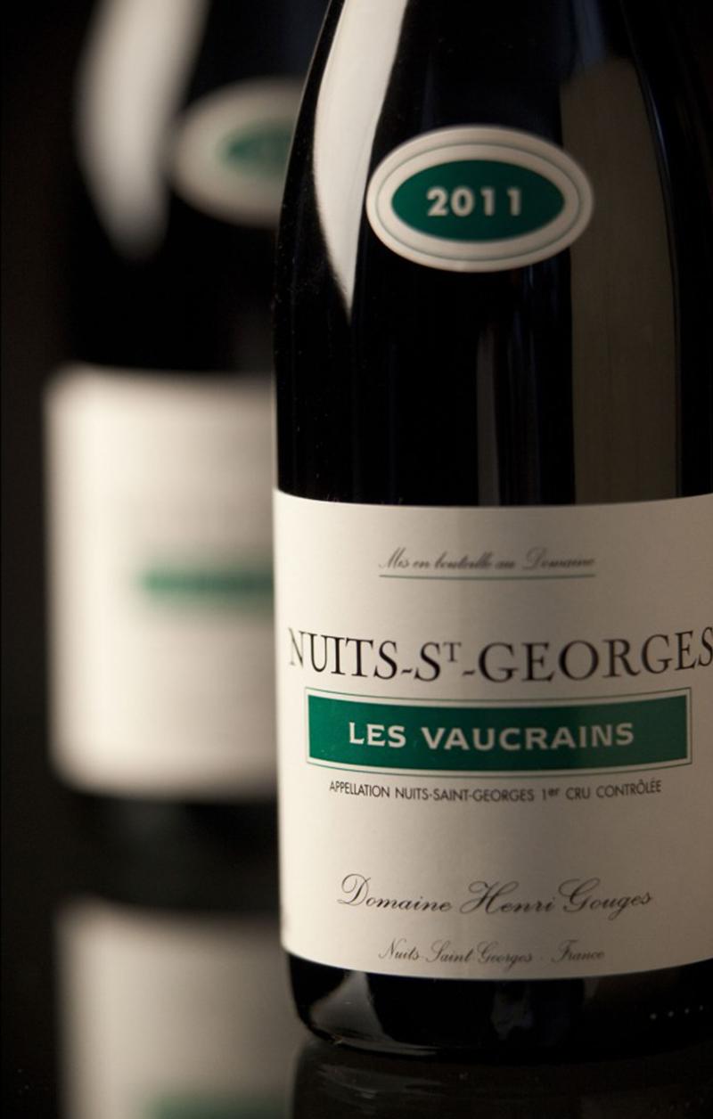 Les Vaucrains - Henri Gouges