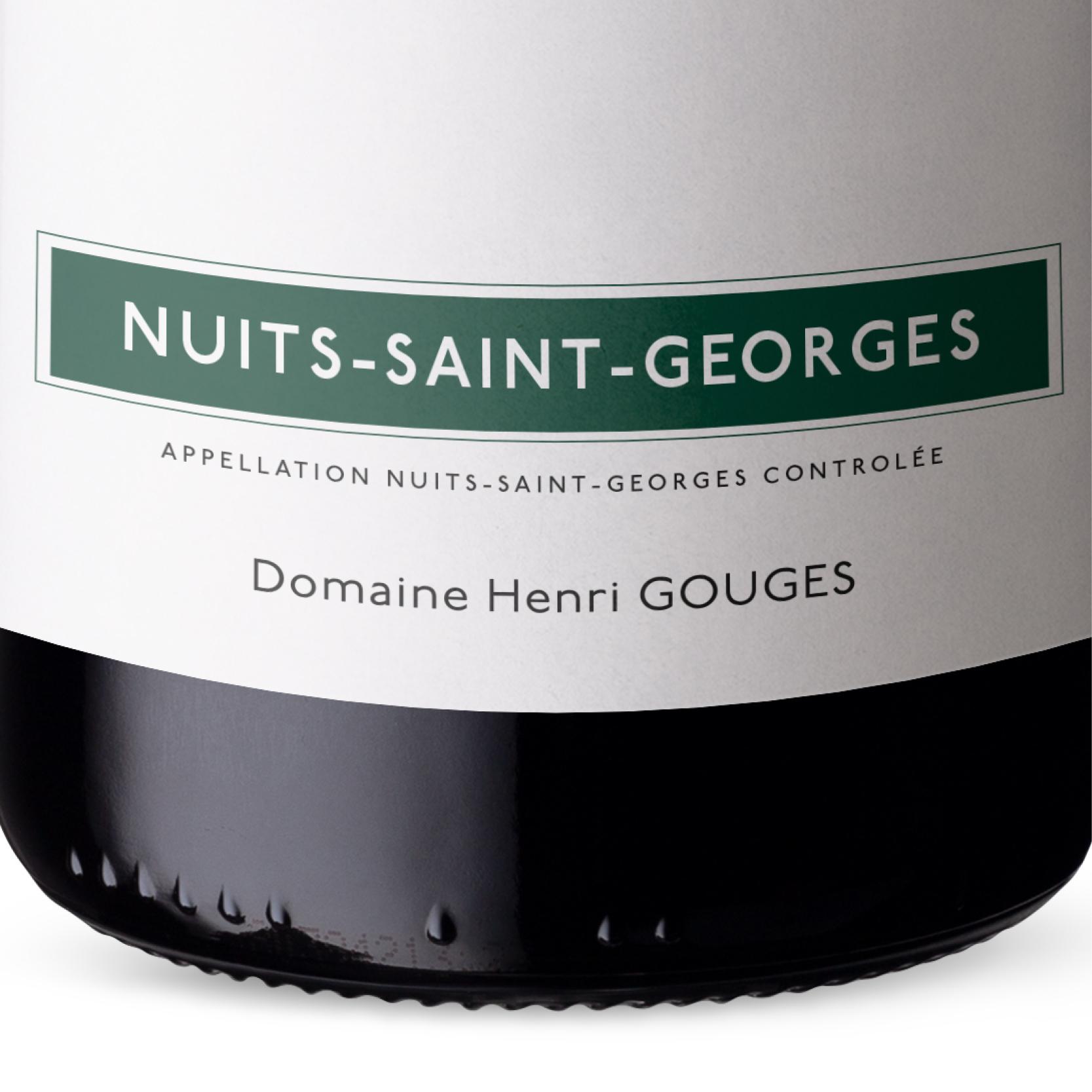 Henri Gouges - Nuits Saint Georges